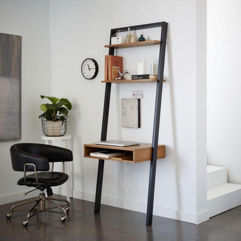 Home Office Desk Space Saver West Elm