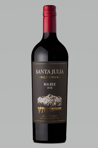 Malbec: Santa Julia Reseva