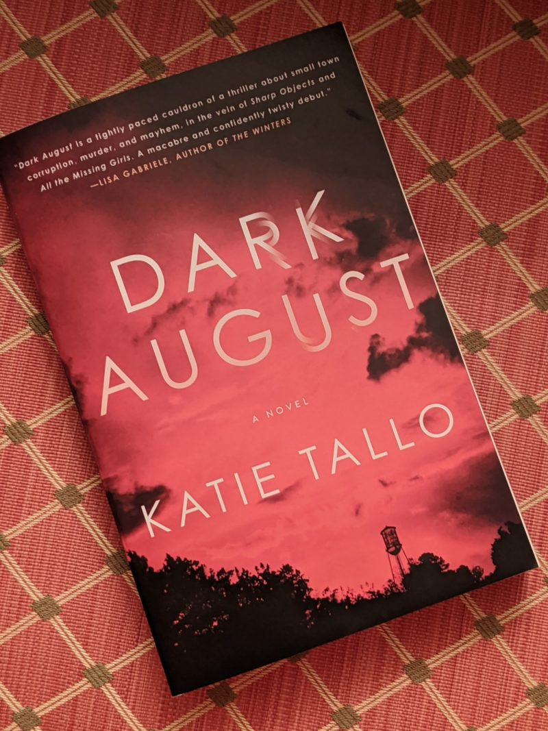 Dark August: Book Review