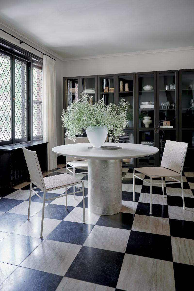 Kara Mann: Dining Room