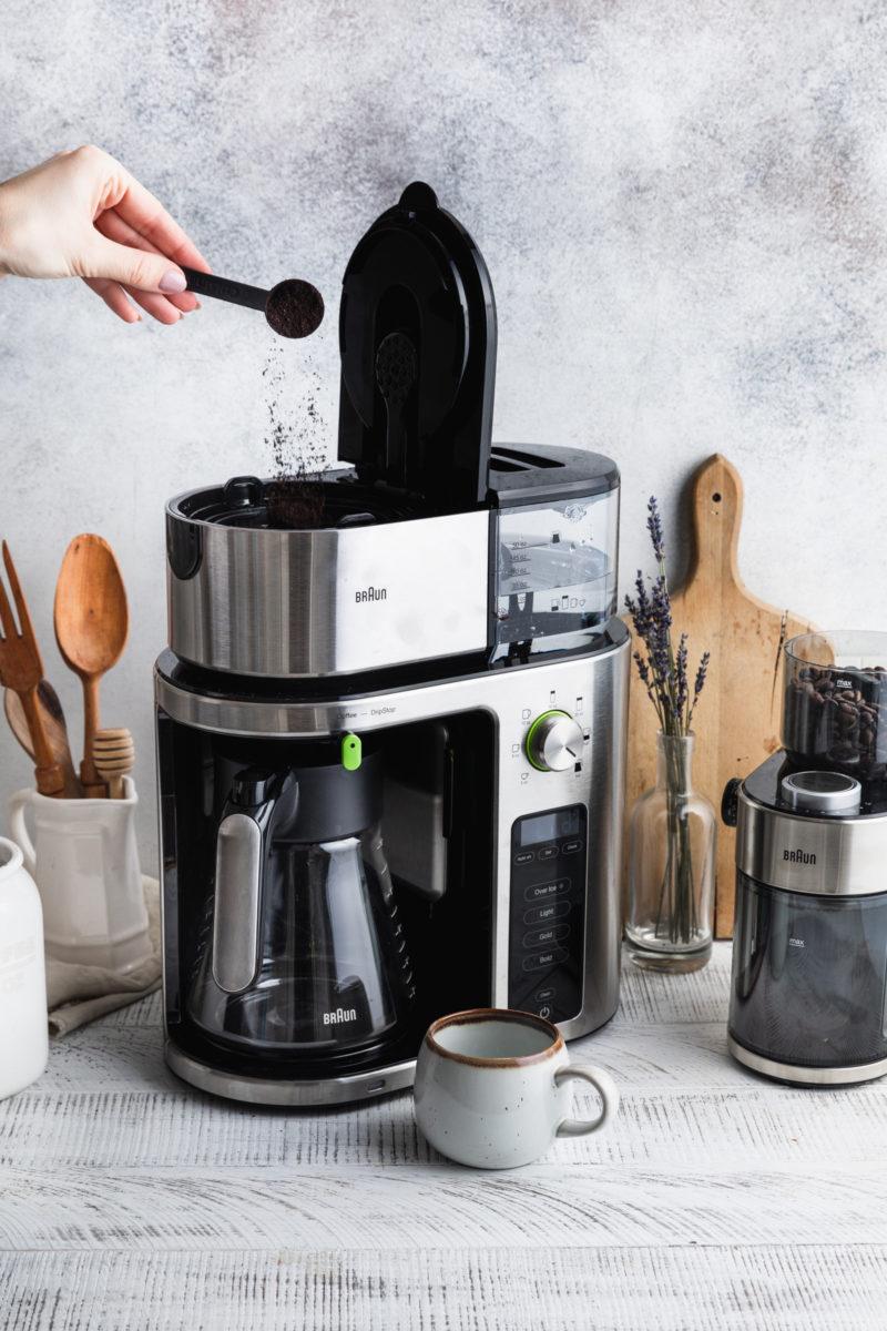 Best Coffee Machines: Braun
