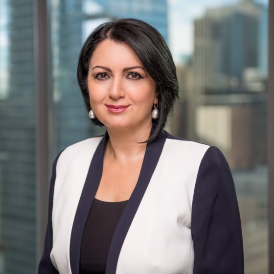 Tina Tehranchian