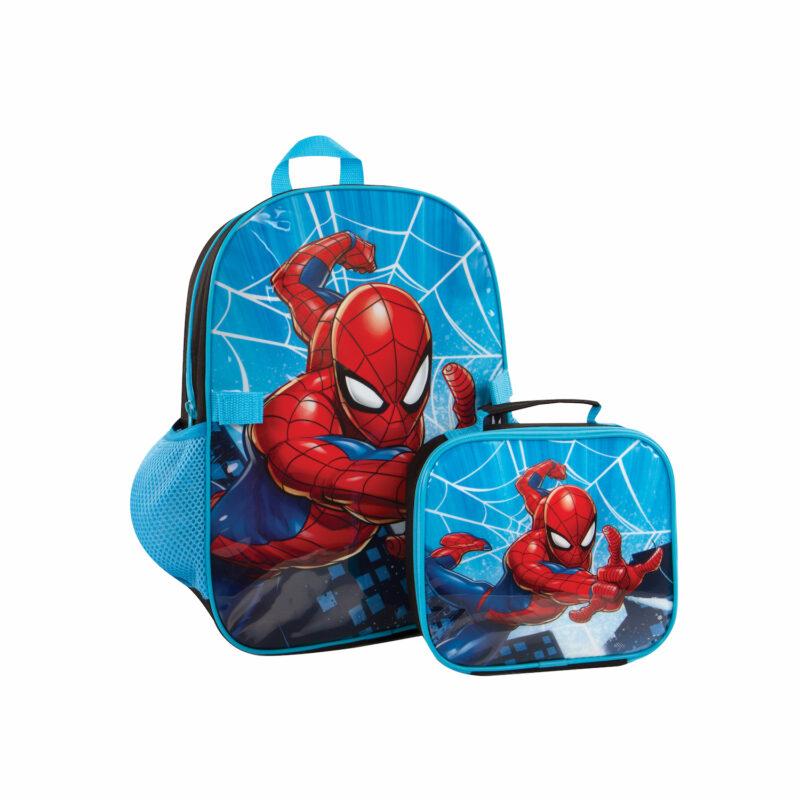 Back-to-School: Spiderman Backpack