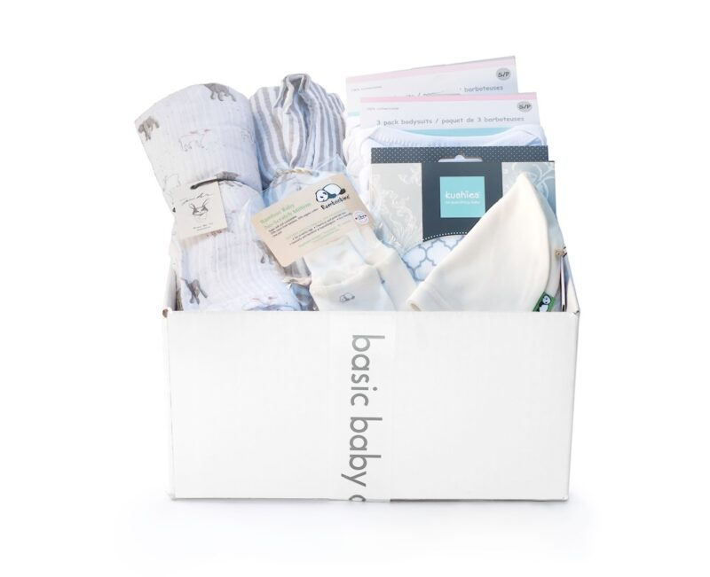 Basic Baby: Gift Basket