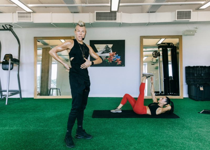 Future of Fitness: Digital Studio