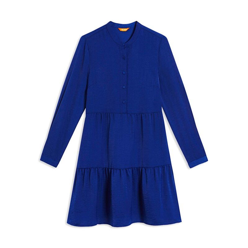 2020 Blue Dress