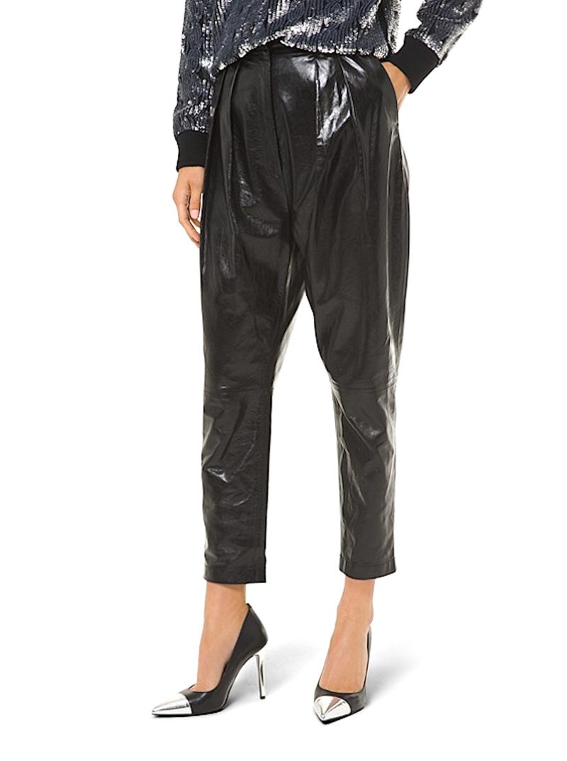 Fall 2020 Leather Pants