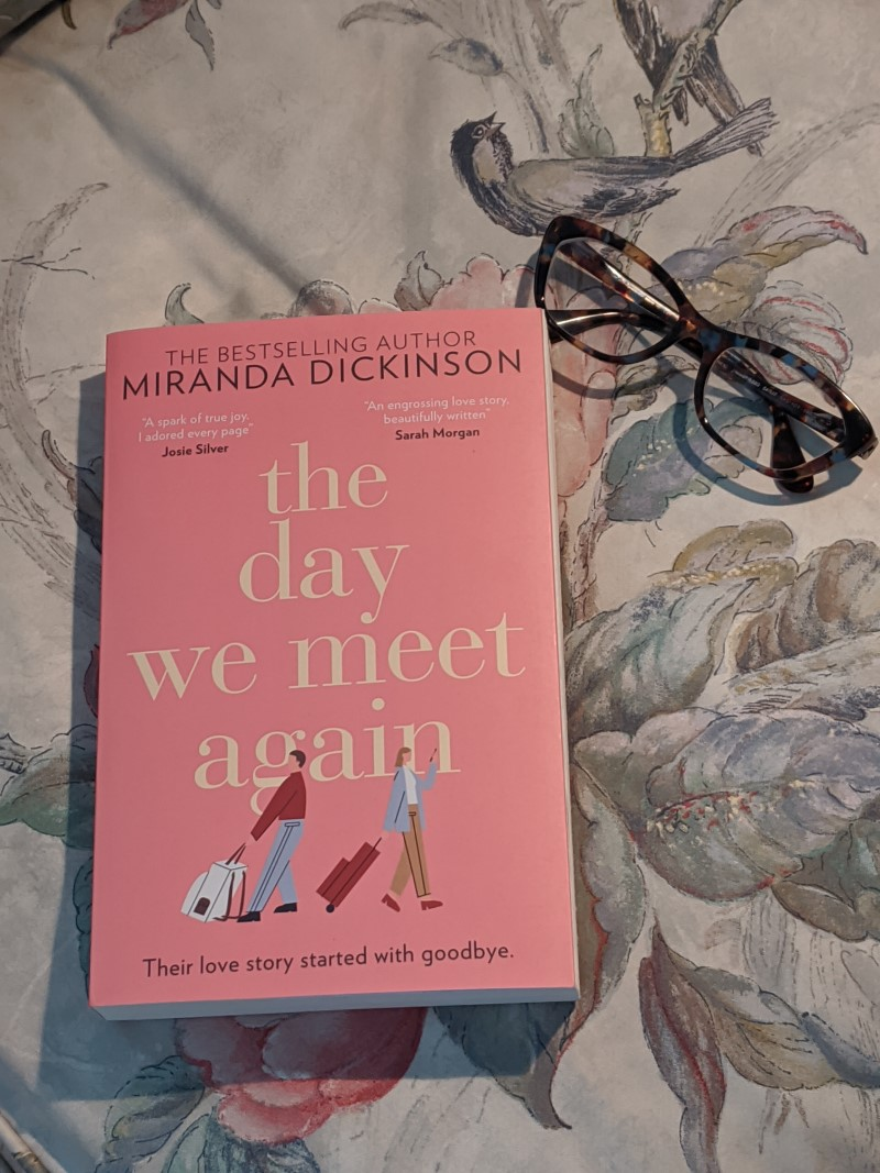 Feel Good Women's Fiction: The Day We Meet Again