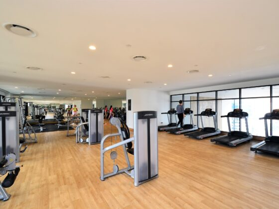 The Future of Fitness: Empty Gym