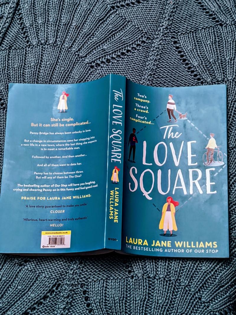 Feel Good Women's Fiction: The Love Square