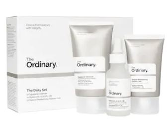 Holiday Gift Sets: The Ordinary