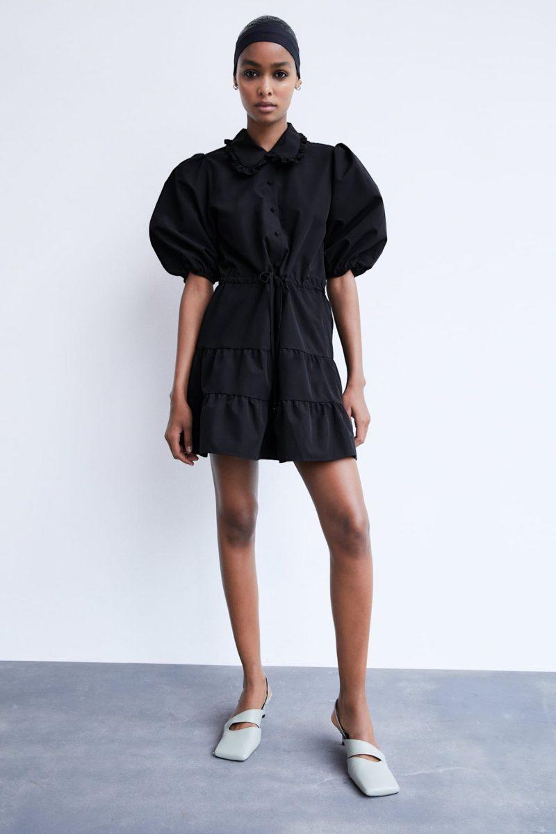 Fall Fashion 2020 Wear All Black Dress