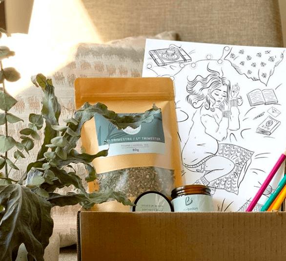 Fourth Trimester: Gift Box