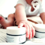 Fourth Trimester: Baby with skin care