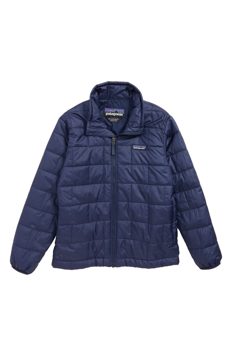 Back-to-School: Patagonia Puffer Jacket