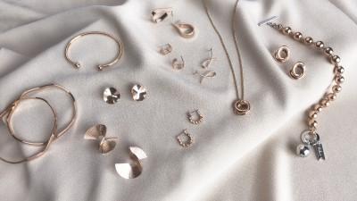 Biko Rose Gold Jewelry