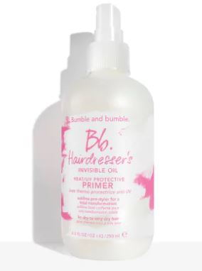 Breast Cancer Awareness: Bumble and Bumble Hair Treatment
