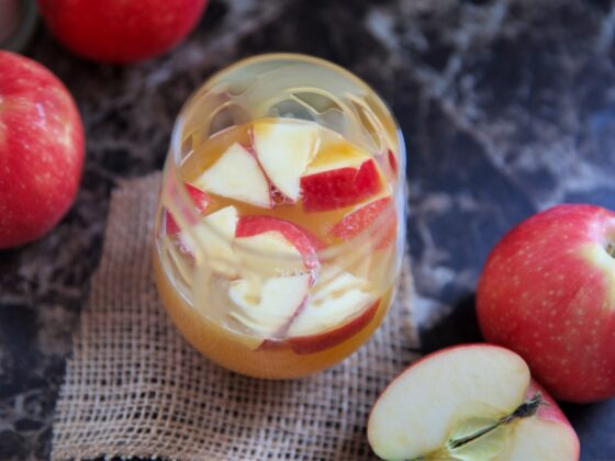 Caramel Apple: Sangria