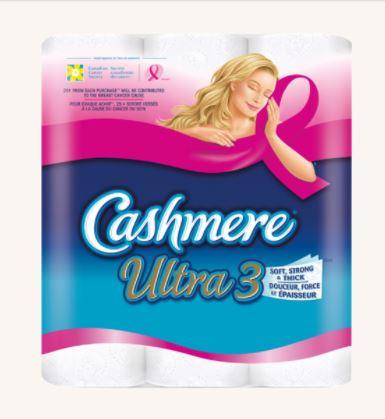 Cashmere Toilet Tissue