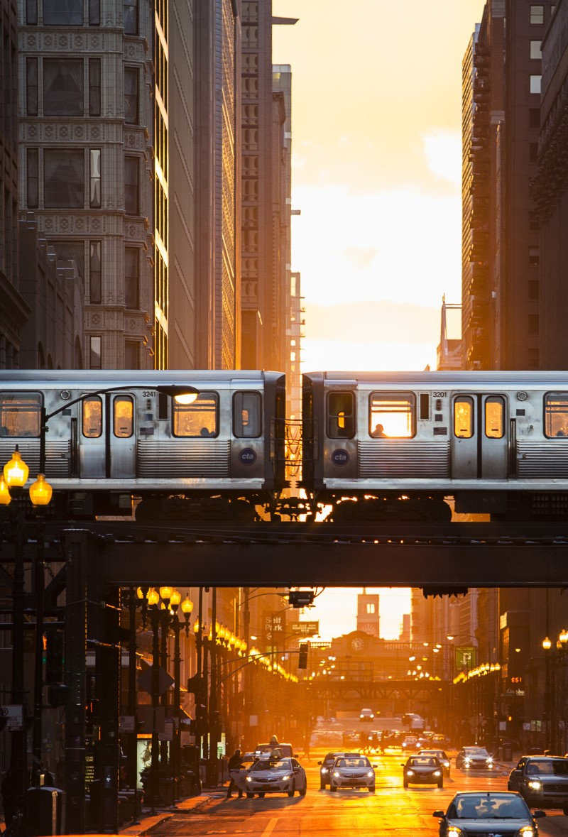 Chicago: L Train