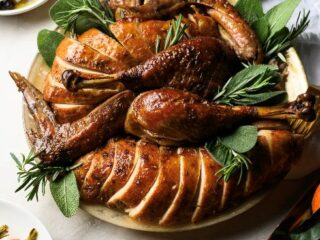 Za'atar: Roasted Turkey