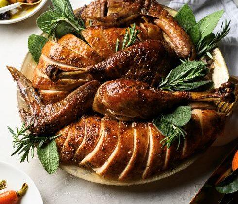 Za'atar: Roasted Turkey