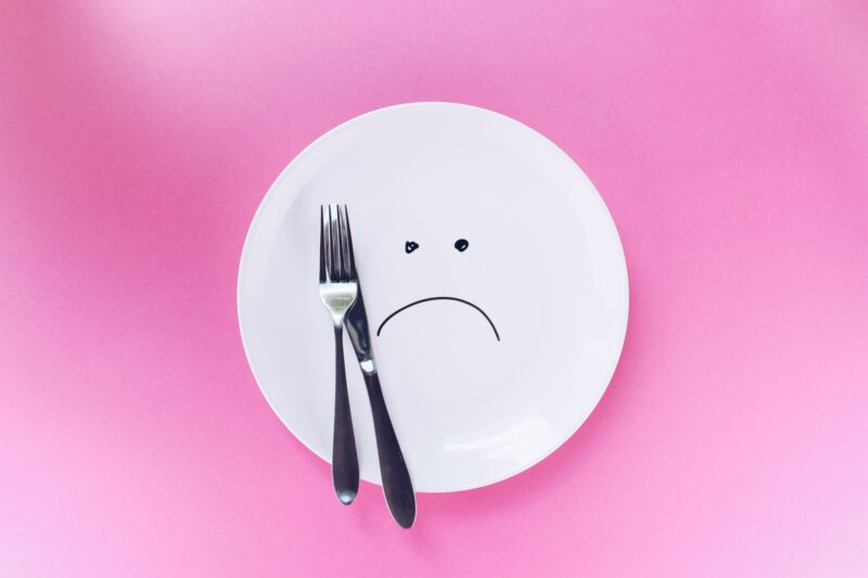 Hunger: Empty Plate
