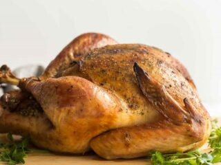 Garlic: Turkey Recipe