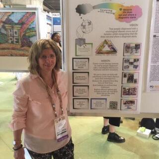 Parkinson's: Linda Berard