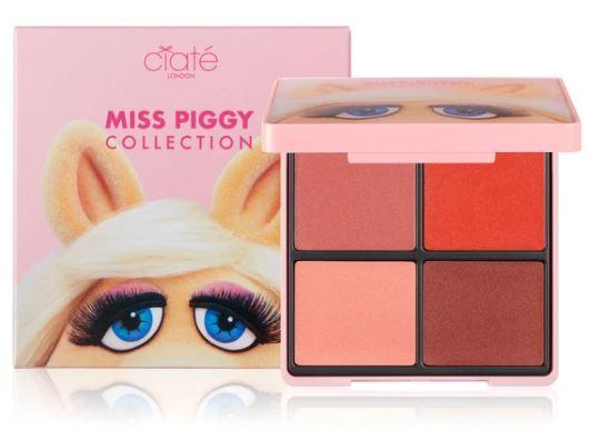 Sephora Holiday Savings Event: Ciate Miss Piggy Cream Blush Palette