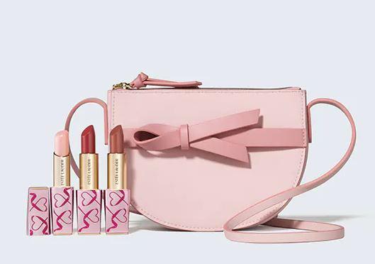 Estee Lauder Pink Perfection Lip Kit