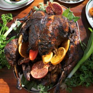 Suzanne Barr: Jerk Turkey