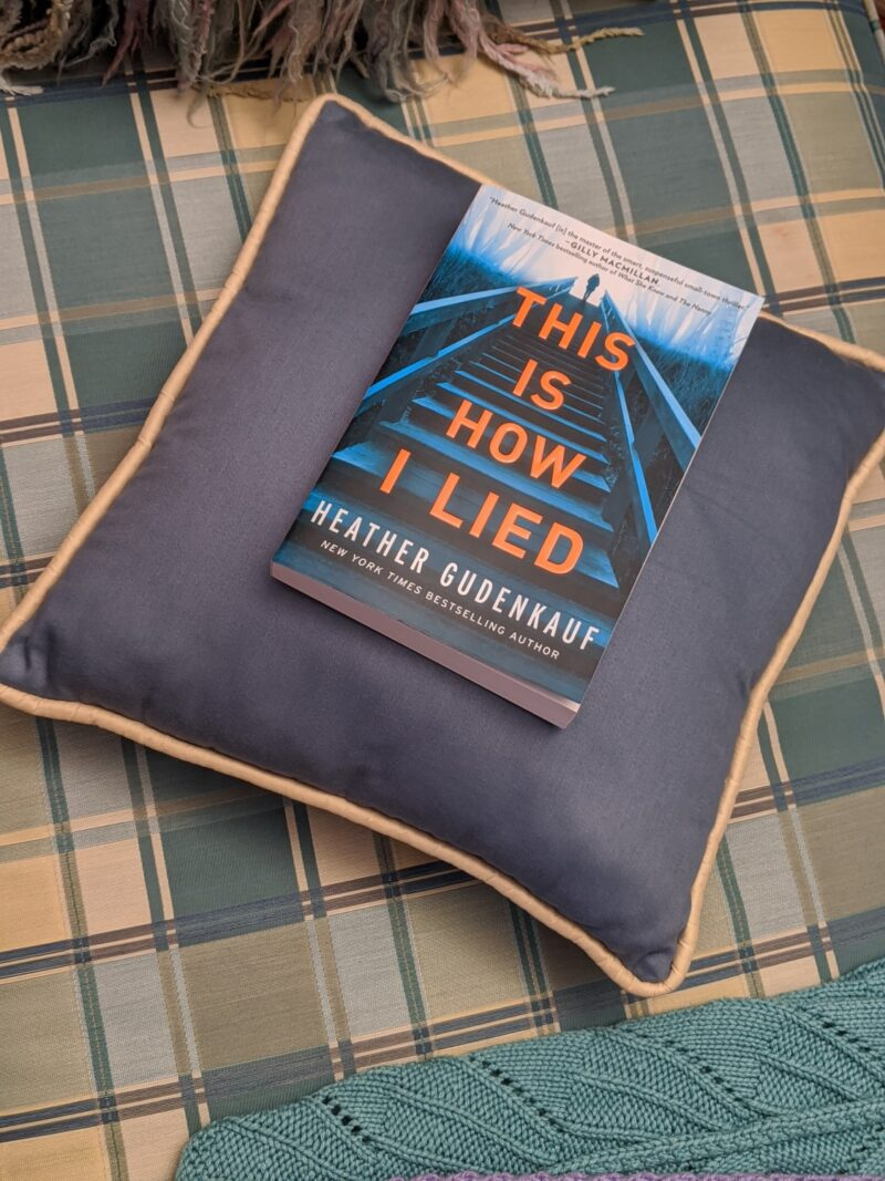 This Is How I Lied: The Book