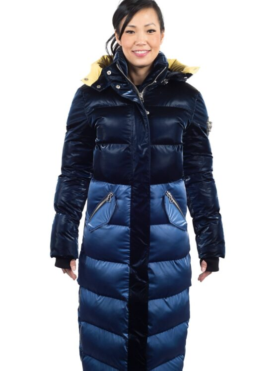 Woodpecker: Woman in Parka