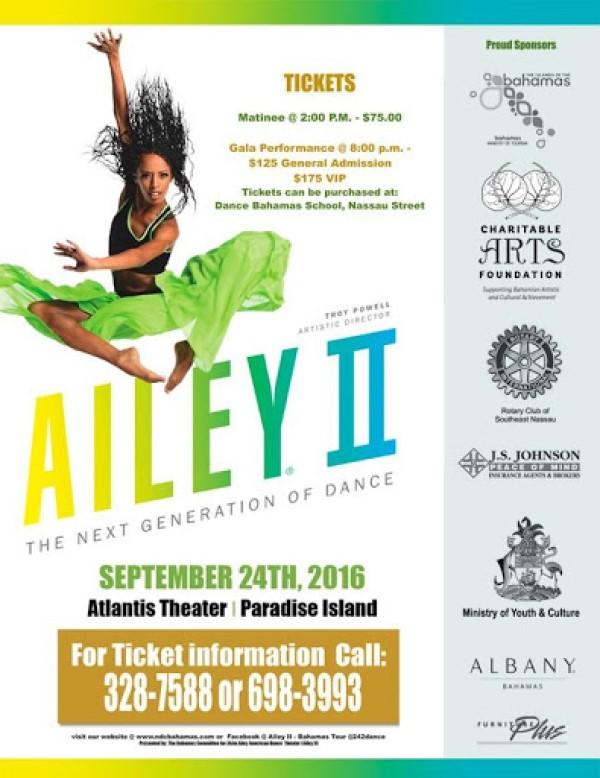 Dance Adventures: Ailey II poster