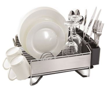 Small Spaces: Dish Rack