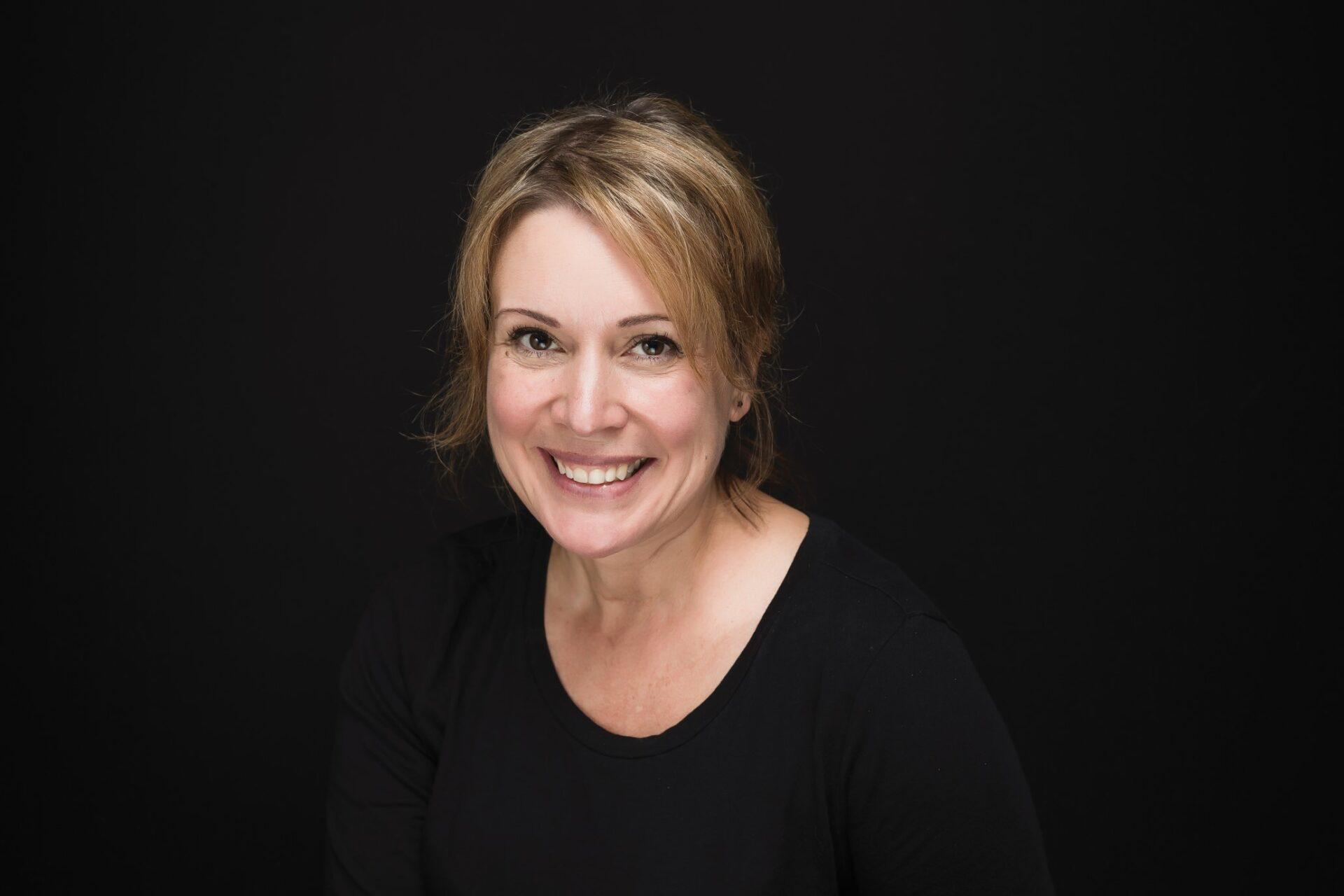 Author Cecilia Ekback