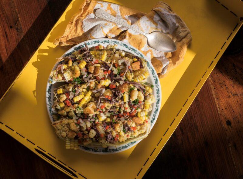 Cornbread: Kush Recipe