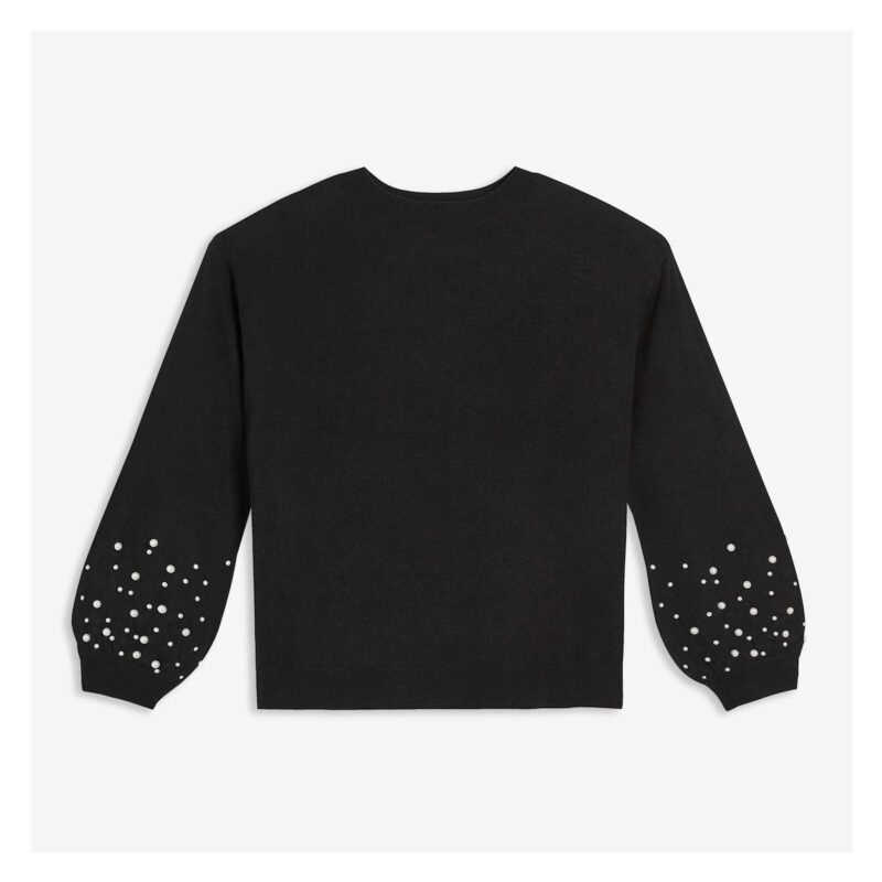 Christmas Style Tips Beads Sweater