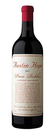 California Wine: Austin Hope Cabernet Sauvignon
