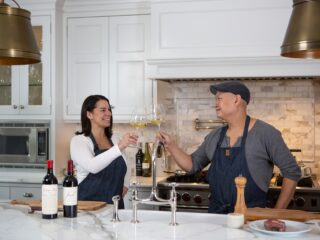 California Wine: Super Wine Girl and Chef Nick Liu