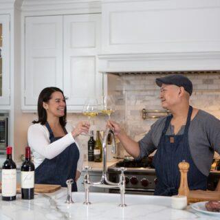 California Wine: Super Wine Girl and Chef Nick Liu