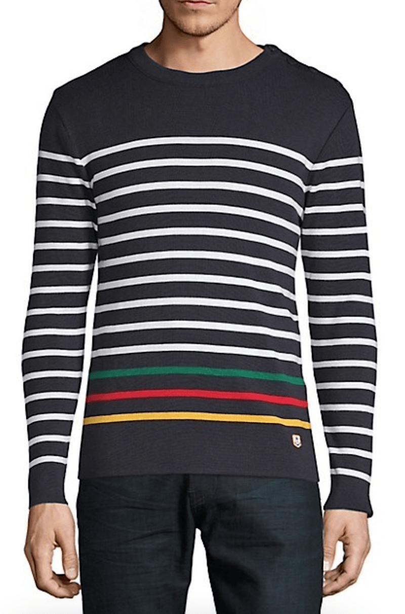 Gift Men Hudson Stripes Sweater