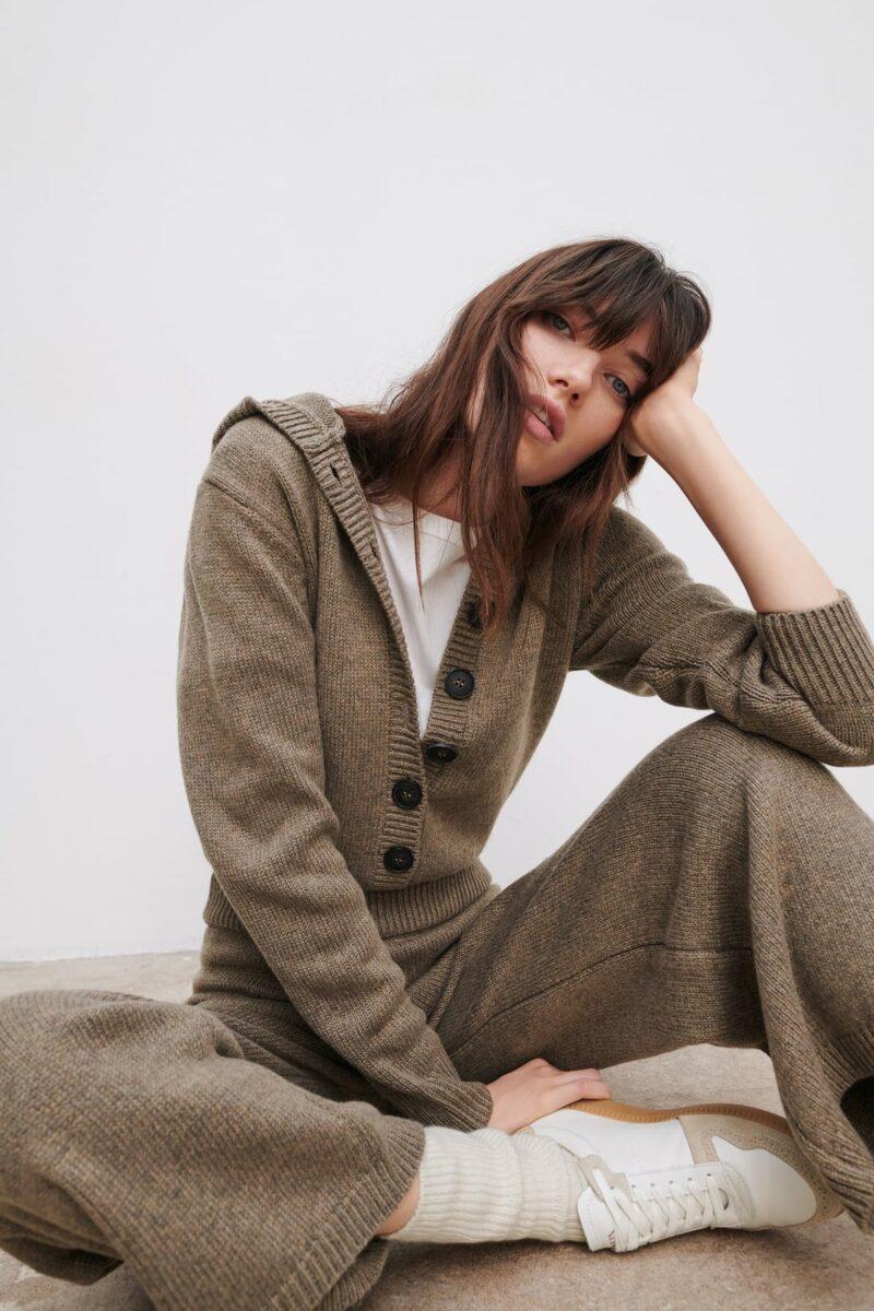 Style Tips Knit Jumpsuit zara