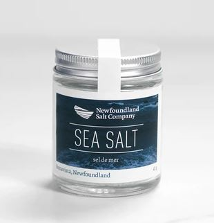Newfoundland Sea Salt