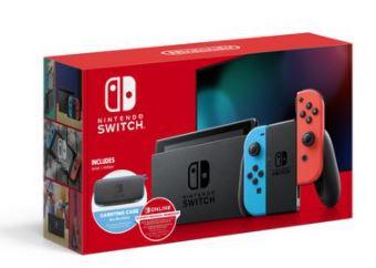 Last Minute Gift: Nintendo Switch