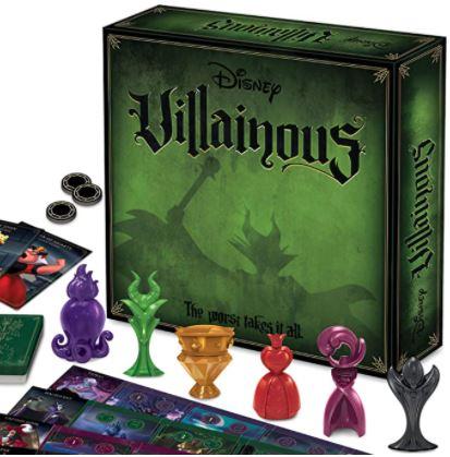 Last Minute Gift: Disney Villainous