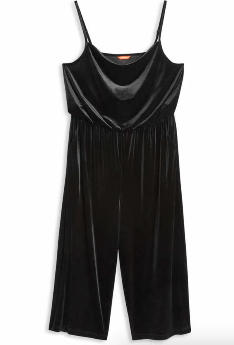 Festive Fashion Plus Size Jumpsuit