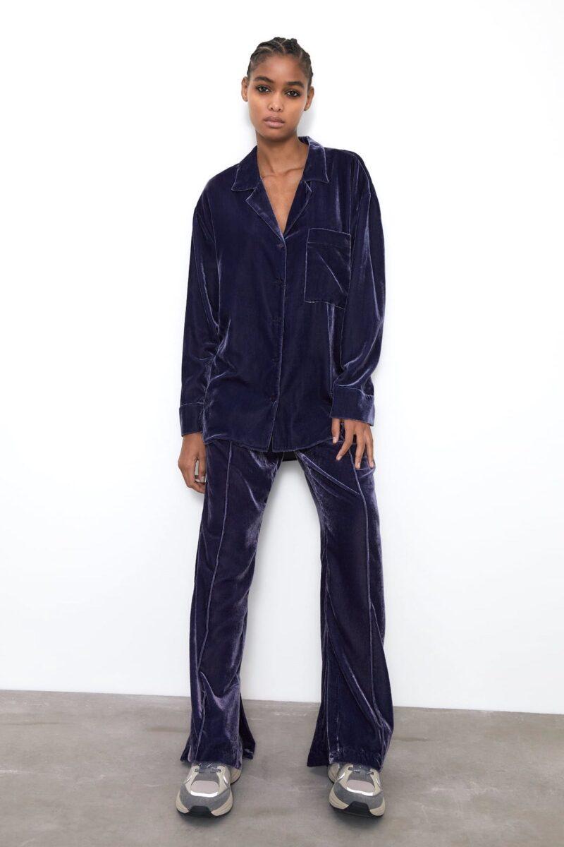 Festive Fashion Style Tips Pyjamas inspired