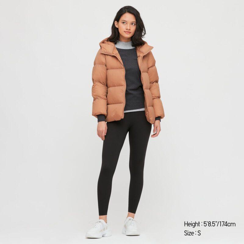 Winter Essentials: Short Puffer Coat